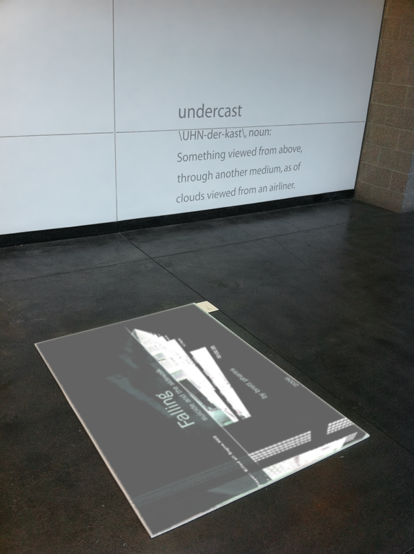 """Installation detail from show """"Undercast"""""""